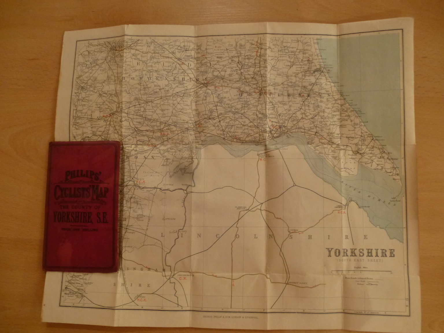 Miscellaneous - Maps for Sale
